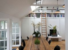 Old Garage Turned Lovely Home in the UK — the guardian