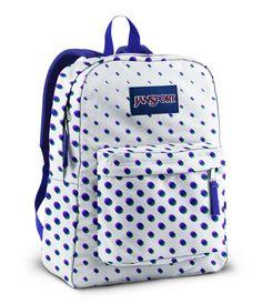 Polka Dot Jansport Backpacks for girls cheap.thegoodbags.com  MK ??? Website For Discount ⌒? Michael Kors ?⌒Handbags!  Super Cute! Check It Out!