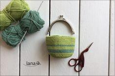 Háčkovaná peňaženka – lanatvori.sk Straw Bag, Bags, Fashion, Handbags, Moda, La Mode, Dime Bags, Fasion, Lv Bags