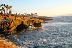Top spot in San Diego: Sunset Cliffs