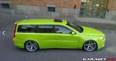 Garaget   Volvo V70R (2004)