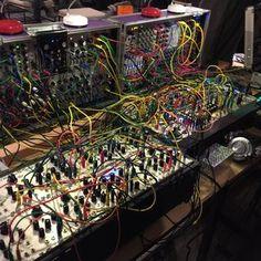 Hataken - Live at Workshop of Modular 03132016