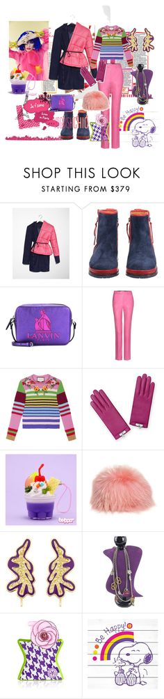 """""""Try Sweat"""" by golyvegg ❤ liked on Polyvore featuring Jacquemus, Gucci, Mr & Mrs Italy, KDIA, Chanel, Bond No. 9 and Marmont Hill"""