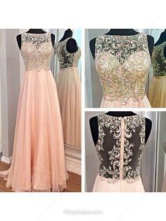 Perfect Prom Dress, Salmon Pink