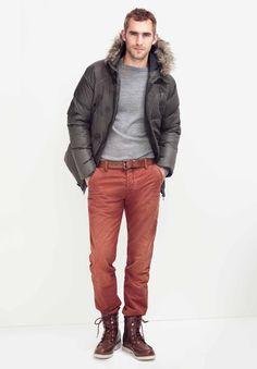 Will Chalker for MAC Fall/Winter 2012