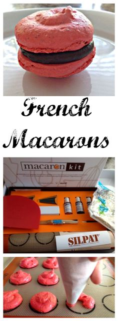 French Macaron Cooki