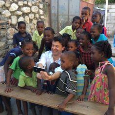 Operation Love the Children of Haiti - Leogane