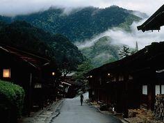 Japan's 17th-century Nakasendo Highway