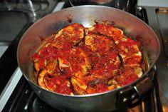 Ruoto di Melanzane al Forno - http://cucinasuditalia.blogspot.it/2013/06/ruoto-di-melanzane-al-forno.html