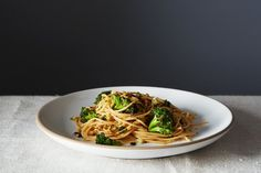 Broccoli Aglio e Olio + 9 Other Pasta Recipes to Know on Food52: http://f52.co/1giWp9x. #Food52
