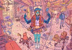 Panophobia by f1x-2.deviantart.com on @DeviantArt