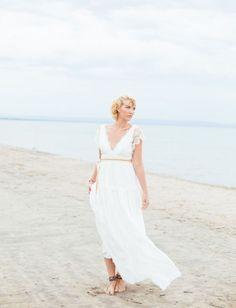 Beachy Bohemian Styled Shoot - Beach Wedding Tips