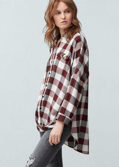 Camisas de Mulher | MANGO Portugal