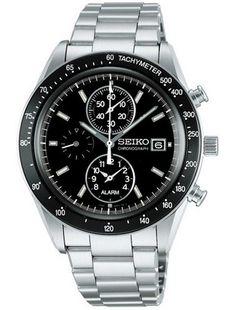 Seiko Spirit Chronograph SBPP001 Watch