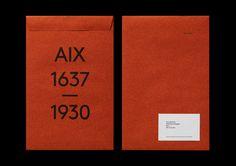 Visual identity for AIX Arkitekter's Summer Wishes by Henrik Nygren Print Layout, Layout Design, Print Design, Web Design, Identity Design, Visual Identity, Identity Branding, Invoice Design, Stationary Design