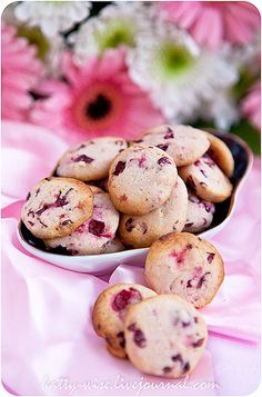 Cranberry Cookies #food #desserts #sweets - Amazing Vegan Chocolate Chip Cookie Dough Balls #Thanksgiving dinner on #bingoisland! You are all invited! #LunchIdeas #BacktoSchool #lunch #inspiration #recipes #food #healthy #snacks #children #workout #BIthanksgiving #bingo