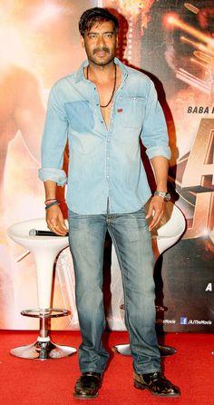 Action Jackson Ajay Devgan Hair Style