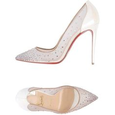 f618d14d876 Christian Louboutin Court ( 770) ❤ liked on Polyvore featuring shoes