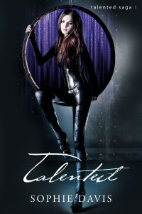 Check Out My ♥♥♥♥♥ Review Of Talented by Sophie Davis - VERY GOOD BOOK (Young Adult Paranormal)