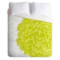 DENY Designs Caroline Okun Lucent Lightweight Duvet Cover