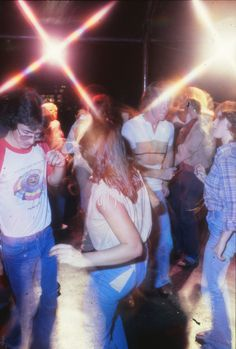 Dance. Like it's '79. Lol we certainly knew how to move in those days #70s