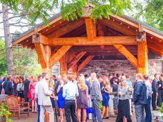 Danielle & Tony's Lush Green Wedding at The Gardens | The Gardens of Castle Rock #TheGardensofCR #MNWedding ~ Love Grows at The Gardens of Castle Rock ~ The Minnesota Wedding Venue & Event Center #LoveGrowsatTheGardens #MinnesotaWeddingVenue #MinnesotaWedding #MNVenue #GardenWedding #OutdoorWedding #ThisisNorthfield #NorthfieldMN Garden Pavilion, Pavilion Wedding, Wedding Reception, Wedding Venues, Castle Rock, Lush Green, Beautiful Space, Green Wedding, Celebrity Weddings