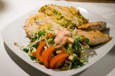 Marias slanke-opskrifter: Aftensmad med kylling