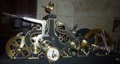 Bézouotte : le mécanisme de l'horloge de l'église restauré. La restauration a été confiée à l'entreprise Bodet de Trementines (Maine-et-Loire) qui l'a entièrement démonté, nettoyé, traité puis remonté sur son chevêtre d'origine. http://www.bienpublic.com/region-dijonnaise/2013/01/04/le-mecanisme-de-l-horloge-de-l-eglise-restaure