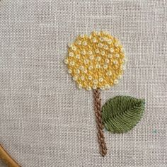 Wonderful Ribbon Embroidery Flowers by Hand Ideas. Enchanting Ribbon Embroidery Flowers by Hand Ideas. Hand Embroidery Stitches, Silk Ribbon Embroidery, Embroidery Techniques, Cross Stitch Embroidery, Embroidery Patterns, Machine Embroidery, Flower Embroidery, Bordados E Cia, Creative Embroidery