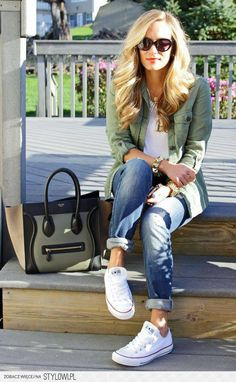 Cute casual look