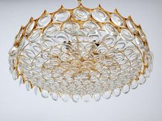 """Exceptional 28"""" Sciolari Chandelier 