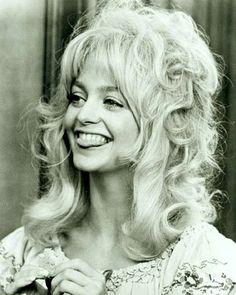 Goldie Hawn- just makes me smile