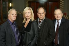Love the British detective show New Tricks. No one solves mysteries like the English! On series 4 from Netflix.
