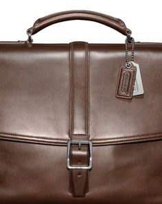 Father's Day Gift Ideas: The Coach Transatlantic Flap Business Brief