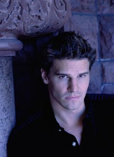 David Boreanaz.  Angel and Bones