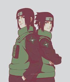 Naruto - Itachi Uchiha x Sasuke Uchiha - ItaSasu Itachi Uchiha, Naruto Shippuden, Naruto Gaiden, Shikamaru, Gaara, Boruto, Sasunaru, Anime Naruto, Naruto Art