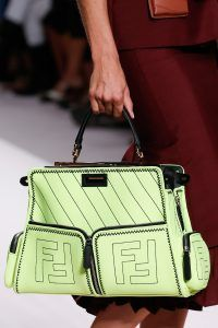 37f2a6660fb Fendi Spring Summer 2019 Runway Bag Collection