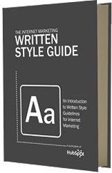 written style guide 50 Ebooks gratuitos de Marketing Online y Social Media