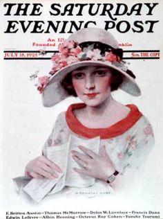 Saturday Evening Post - 1925-07-18
