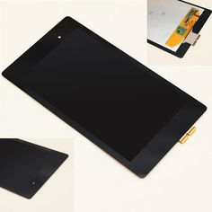 100% Tested For Asus Google Nexus 7 2nd Gen 2013 Touch Screen Digitizer + LCD Display Panel Assembly Parts Tools