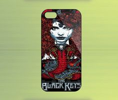 The Black Keys Case For iPhone 4/4S, iPhone 5/5S/5C, Samsung Galaxy S2/S3/S4, Blackberry Z10