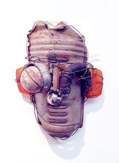 """2014 Art Expo NY   Michael Cuomo — """"rusty"""""""