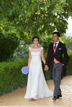 0ade7c7f2a Las 10 mejores imágenes de La boda de Cristina Monteserín ...
