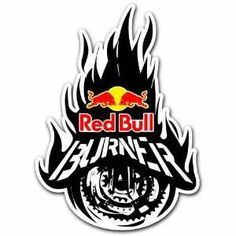 Top Red Bull Car Racing Bumper Stickers On AutosportsArt