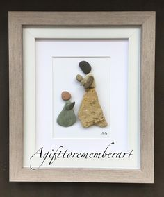 One of my first ever artworks! I think it looks much better in a frame  #agifttorememberart #pebbleart #mothersday #mumslife #kids #baby #frame #artwork #instaphoto #instaart #stones #beach #interiordesign #gift #dowhatyoulove #etsy #makersgonnamake #etsyseller #handmadewithlove #australia #shipworldwide #unique #madeinaustralia #life #newbaby #madebyme