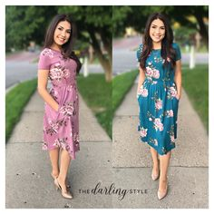 Skirt Style. Modest Fashion. Getting Into The Spring Chic Style. Moda. Perfect for spring, and your closet! ;)
