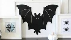 modern diy halloween decor - Google Search