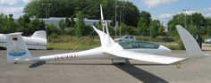 The new Arcus E is a two-seater high performance sailplane with 20 m (65.6 ft) wingspan and flaps.