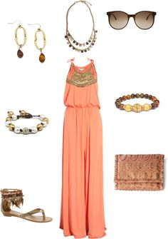 Bohemian Outfit for the Sasquatch Festival 2013
