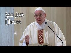 Human Work is the Vocation of Man - Holy Mass - Pope Francis Papa Francisco, Pope Francis, Youtube, Vatican City, San Jose, Life Coaching, Men, Youtubers, Youtube Movies